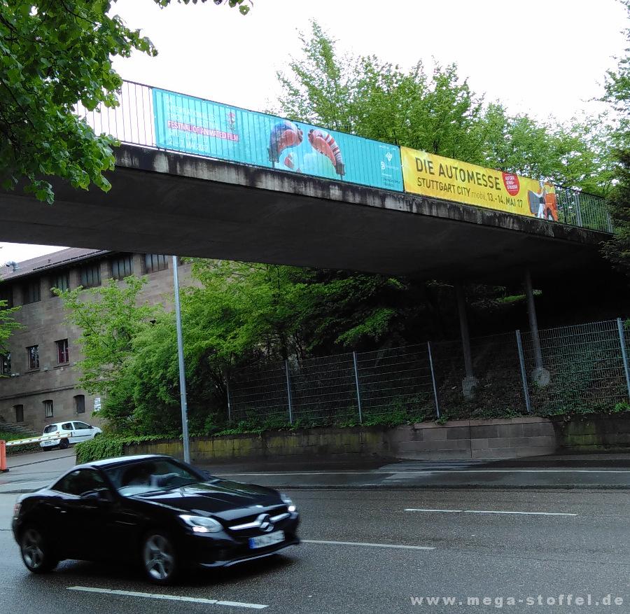 Auto-Messe auf der Königstraße