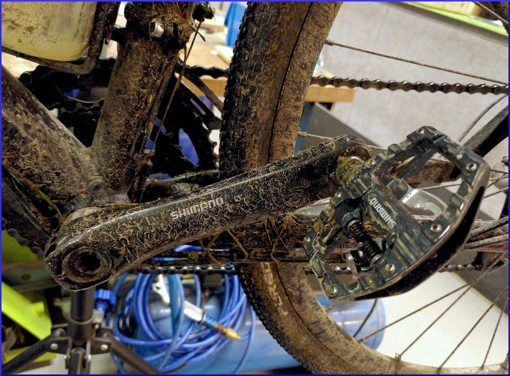 Impressionen meiner #Festive500 Radtouren