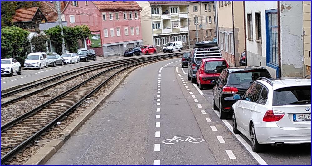 Stuttgarter Mordstreifen: Kaltental abwärts