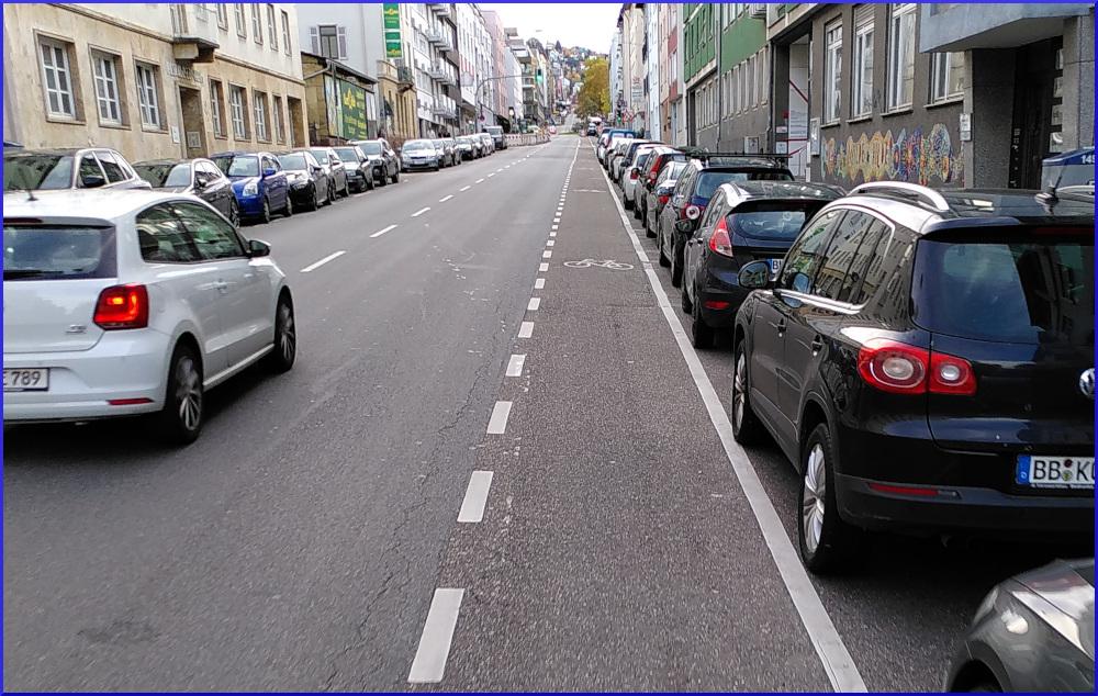 Stuttgarter Mordstreifen: Olgastraße