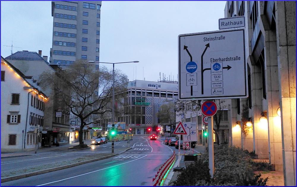 Stuttgarter Fahrradstraße